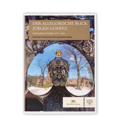 Der allegorische Blick. Jürgen Goertz: Großskulpturen 1974-2020 Gebundene Ausgabe – 1. Oktober 2020