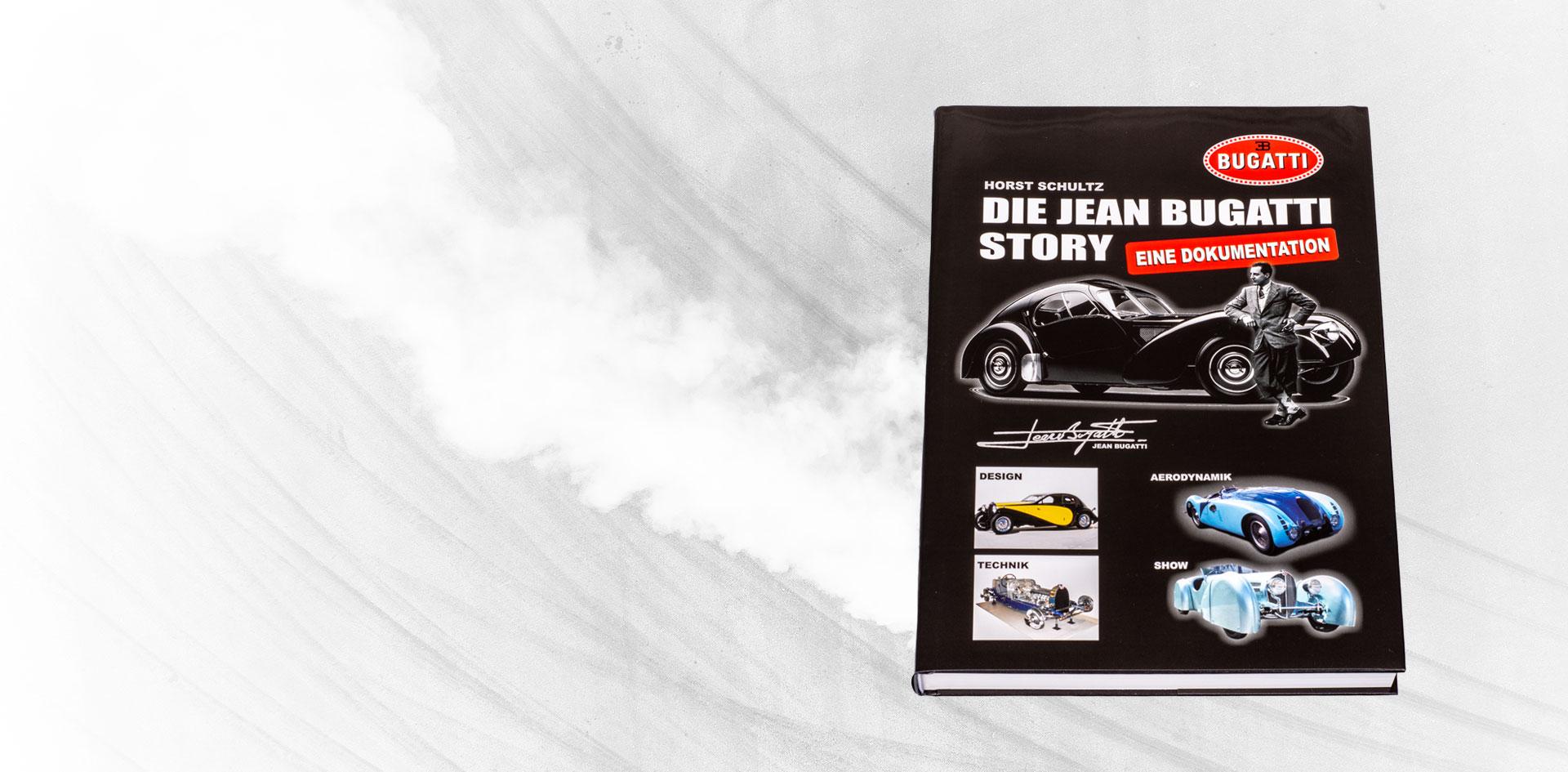 Die Jean Bugatti Story