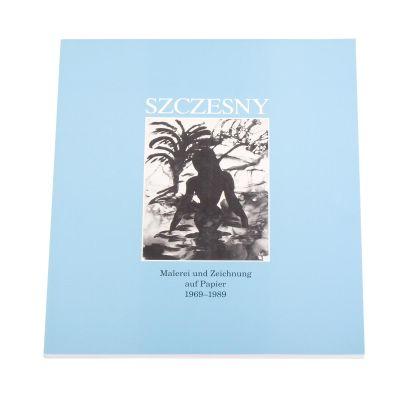 Szczesny - Malerei und Zeichnungen auf Papier 1969-1989