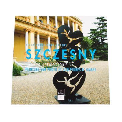 Szczesny - Peinture sur photo et sculptures d'ombre